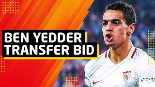 Wissam Ben Yedder or Aubameyang To Replace Romelu Lukaku?...   Man Utd Transfer News