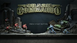 Crash Look - Crash Commando