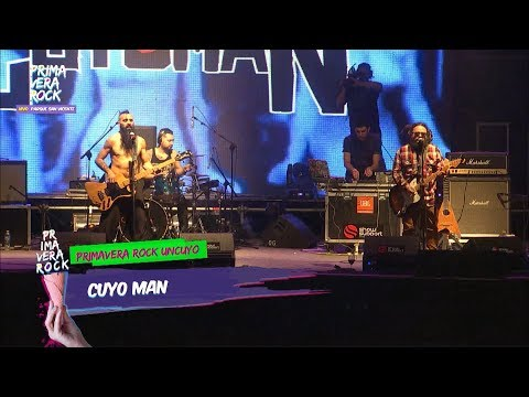 Primavera Rock UNCuyo - Cuyoman