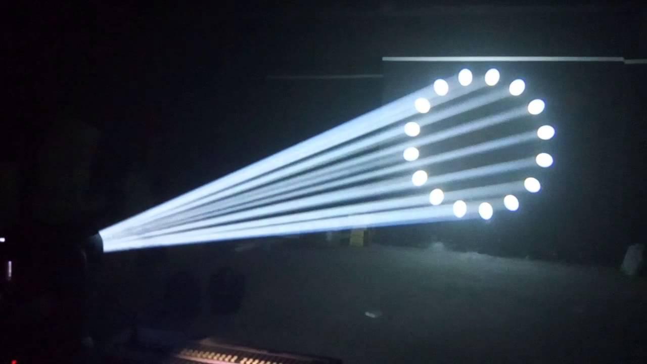 Single Effect 10r 280 Watts Led Beam Spot Moving Head