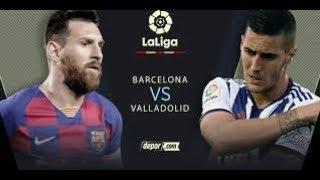 Ao vivo - fc barcelona vs valladolid ...
