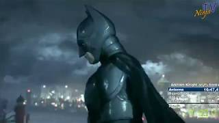 Batman: Arkham Knight hard mode speedrun in 3:45:47 (WR)