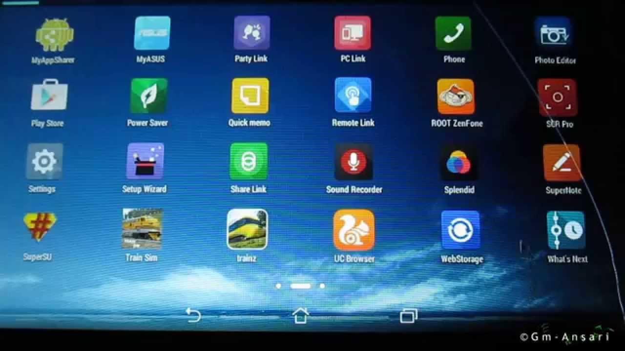 Root Asus Phone Without PC 2015