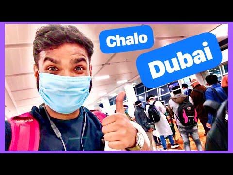 My International Travel Experience in COVID | Dubai