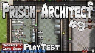 Prison Architect #09 Der Gefängnis Simulator und Manager deutsch HD