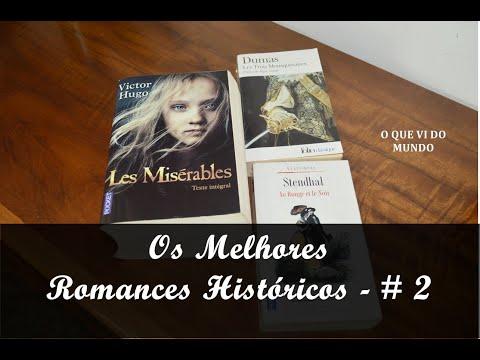 os-melhores-romances-históricos---#2