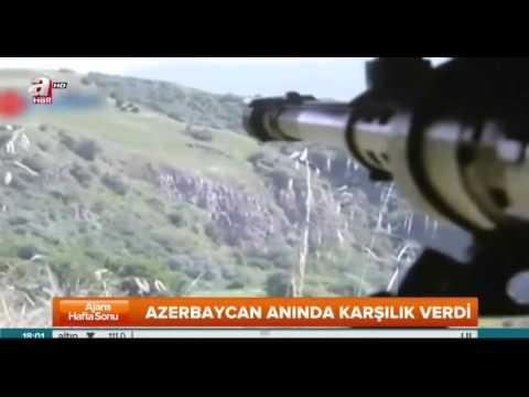 Azerbaycan: Sınırda 12 Asker Kaybettik, 100 Ermenistan Askerini öldürdük
