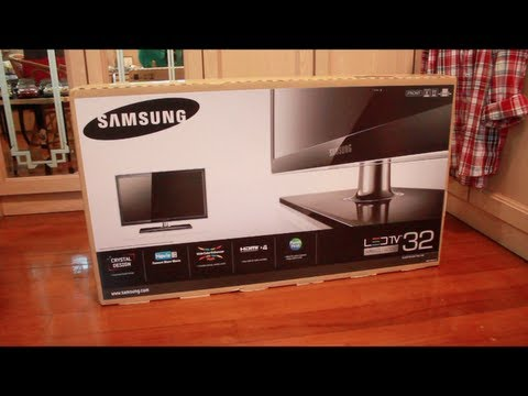 Unboxed : Samsung 32