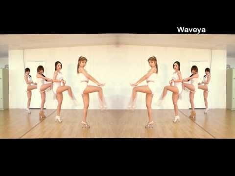 Sunmi 24 Hours 선미 24시간이 모자라 Waveya 웨이브야 kpop cover dance