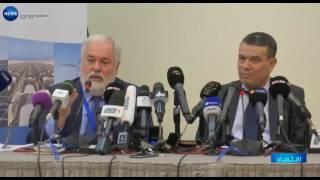 الجزائر متمسكة يبيع غازها إلى أوروبا بصيغة العقود الآجلة