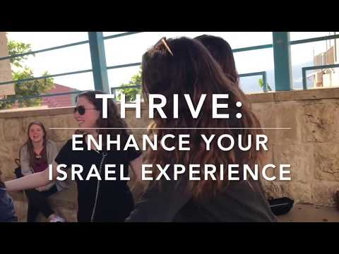 Thrive at Tel Aviv University
