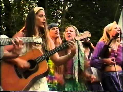 Rainbow Spirit Oregon - Theres a Spirit bringing people together and Music is the Key!.