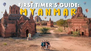 First-Timer's Guide to Myanmar — Yangon, Bagan, Mandalay, Lashio | The Travel Intern