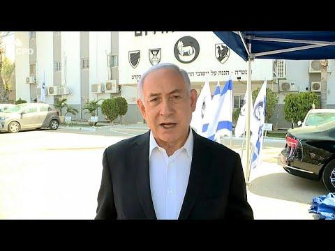 نتنياهو يتوعد بتكثيف الهجمات على حركة حماس  - نشر قبل 2 ساعة