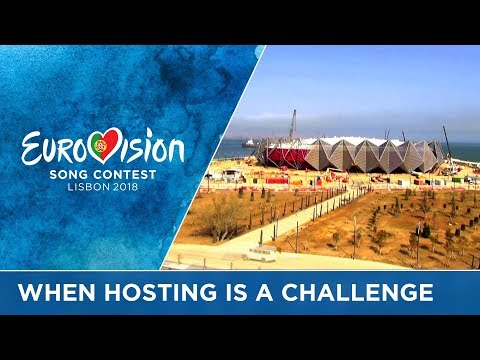When hosting Eurovision is a challenge