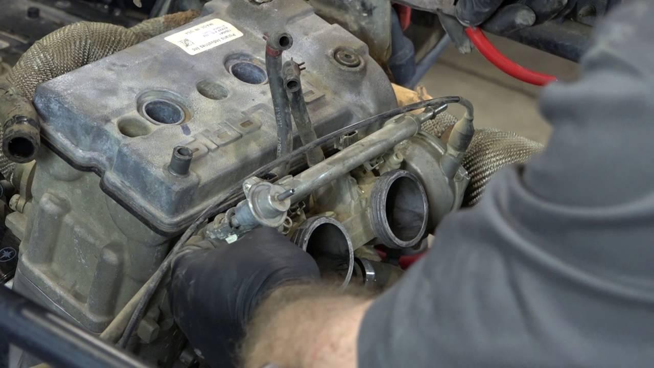 medium resolution of polaris rzr engine removal part 3 in series partzilla com youtube 2012 polaris ranger 800 engine diagram polaris rzr 800 engine diagram