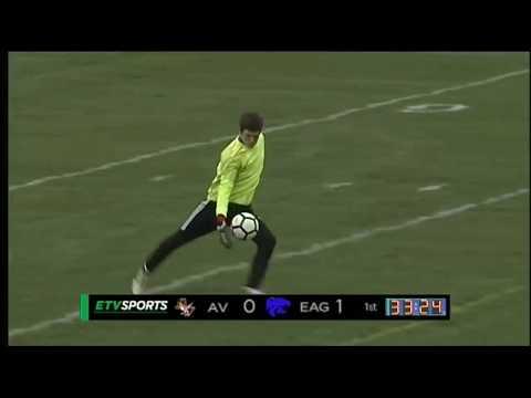 Eagan High School Boys Soccer vs Apple Valley