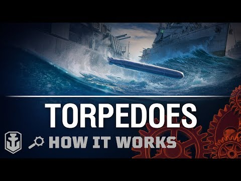 How It Works: Torpedoes | World of Warships