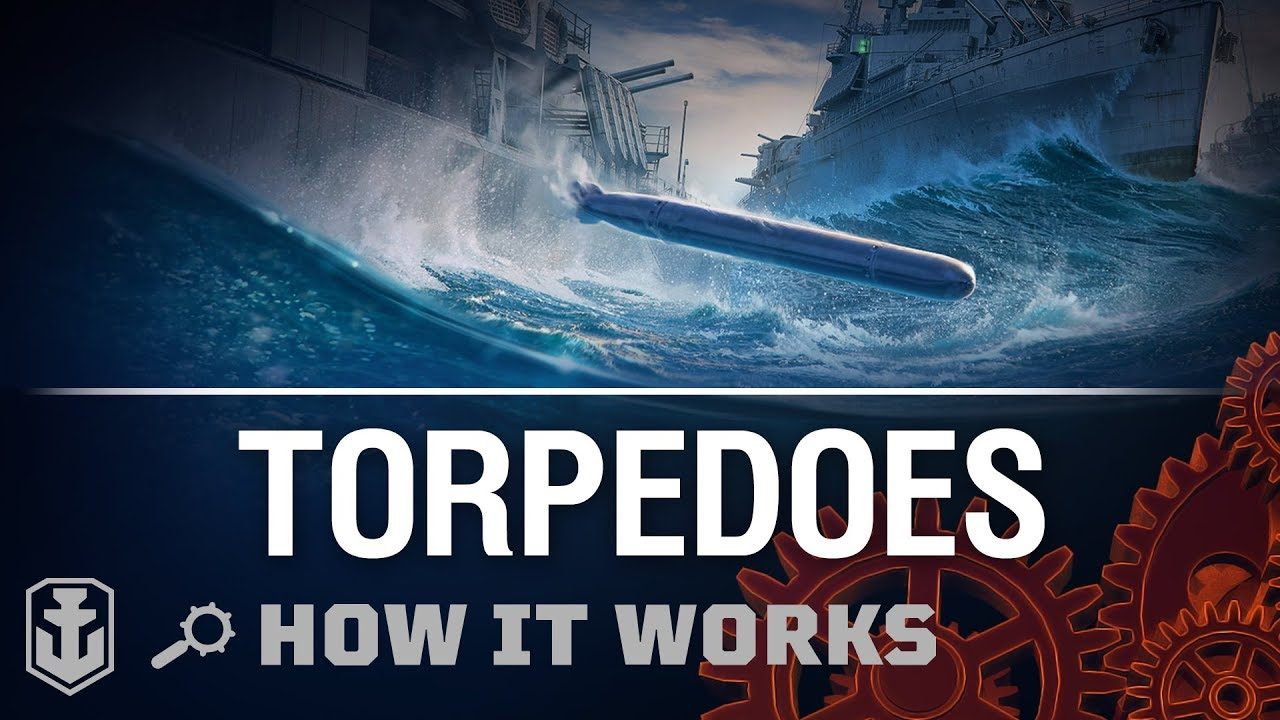 Torpedoes - Global wiki  Wargaming net