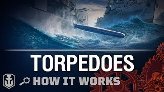 How It Works: Torpedoes   World of Warships thumbnail