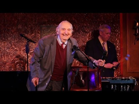 Fyvush Finkel Proves Its Never Too Late to Make Your Cabaret Debut
