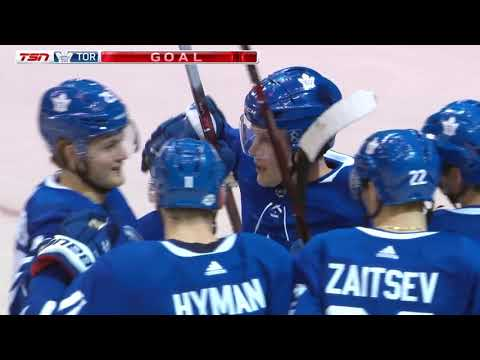 Tampa Bay Lightning vs Toronto Maple Leafs | NHL | Feb-12-2018 | 20:00 EST