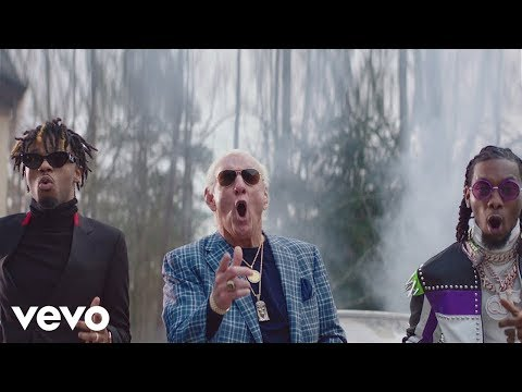 21 Savage, Offset, Metro Boomin - Ric Flair Drip (Official Music Video)