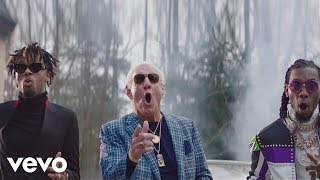 Download 21 Savage, Offset, Metro Boomin - Ric Flair Drip MP3 song and Music Video