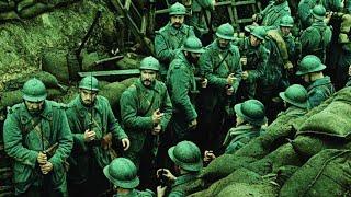 Początek wojny w okopach - I wojna światowa - TYDZIEŃ 8