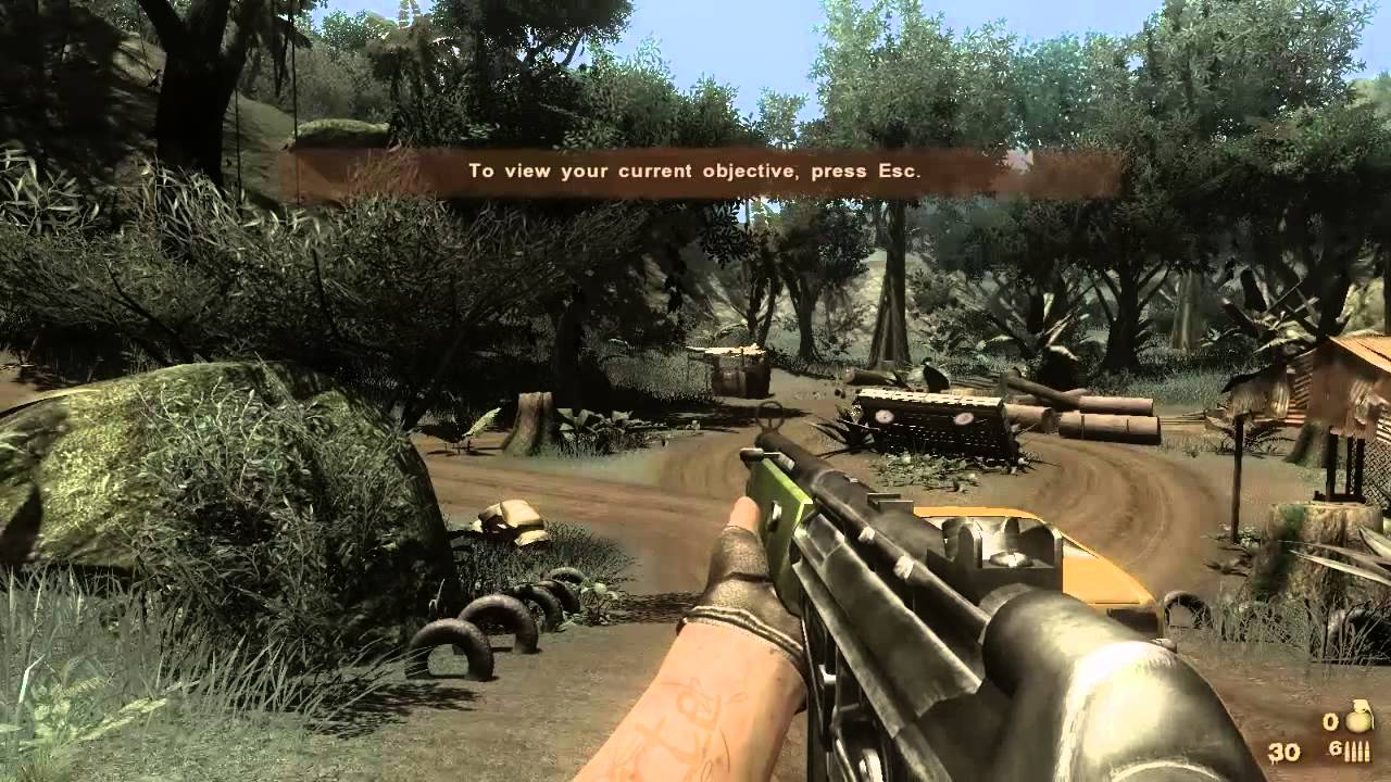 Far Cry 2 - Part 1 Come back to your บ่องตง.. มึน ? - YouTube