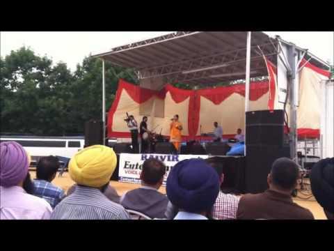 R Deep Raman    Anchoring Part    New York Show    Voice of Punjab