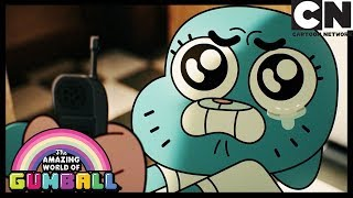 Gumball | The Watterson's Are The Worst Hosts | The Ad | Cartoon Network