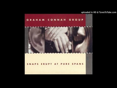 Graham Connah Group - More Of The Same But Not So Different