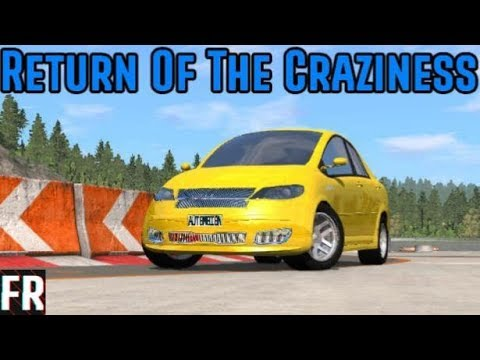 Automation/BeamNG Drive - Return Of The Craziness - Autocross #26