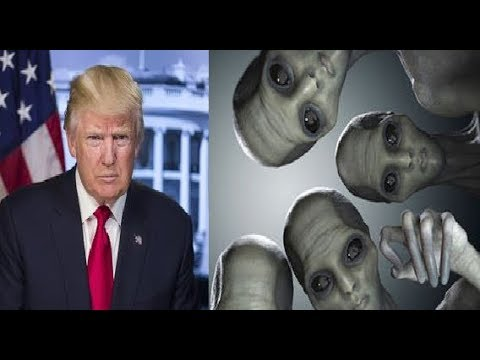 Could Donald Trump Be Preparing for UFO Disclosure? The Evidence...