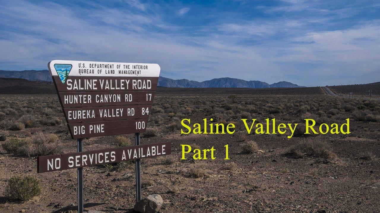 Saline Valley Road