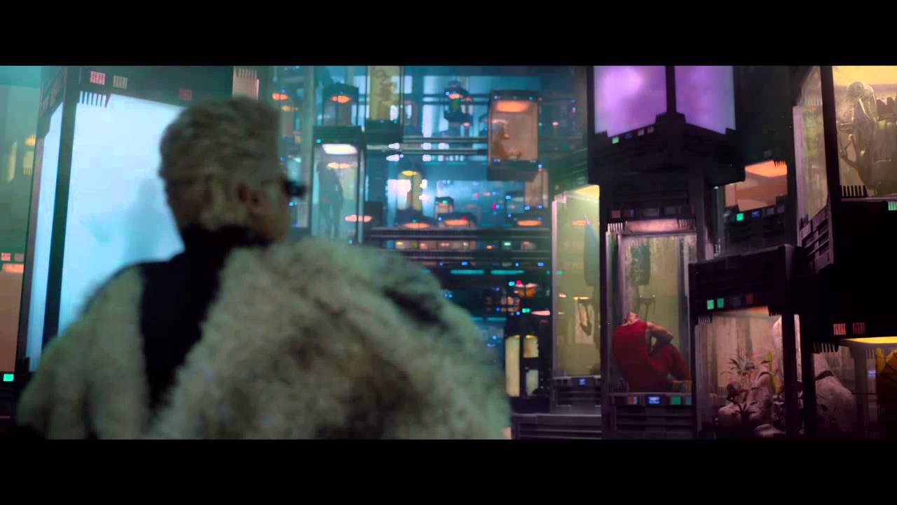 ... Marvel's Guardians of the Galaxy Blu-ray Featurette Clip 5 - YouTube