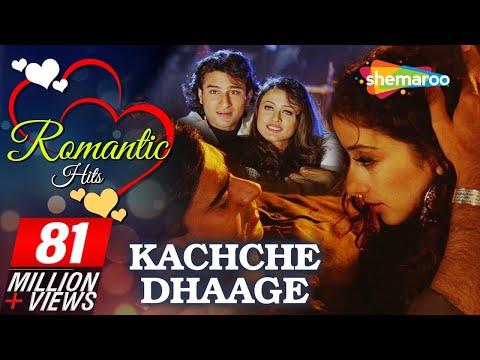 Kachche Dhaage {HD} - Ajay Devgan - Saif...