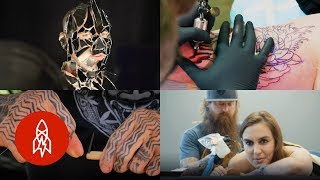Video Get Inked with Four Incredible Stories About Body Art download MP3, 3GP, MP4, WEBM, AVI, FLV Juli 2018