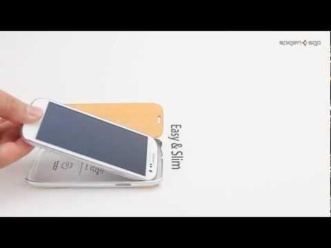 Ultra Flip Case For Galaxy S3