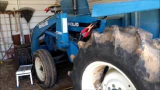 Ls Tractor Problems