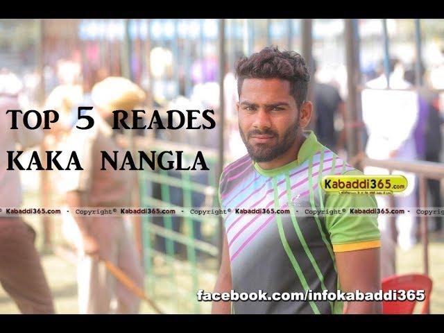 Kaka nangla top 5 raids