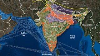 India's Geographic Challenge