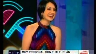 Entrevista a Tuti Furlan en Cala CNN 2013