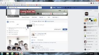 Cách làm hiện số người theo dõi trên trang cá nhân facebook