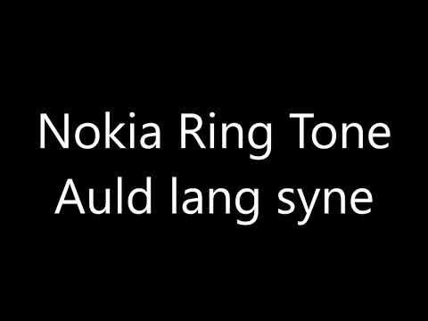 Nokia Ringtone - Auld Lang Syne