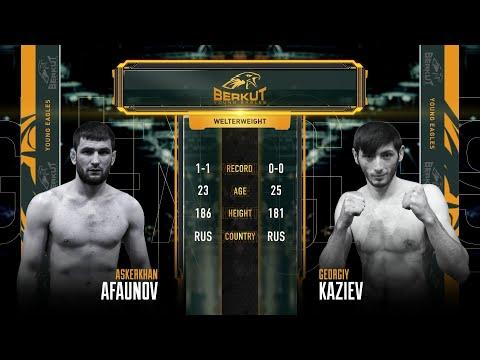 BYE 3: Аскерхан Афаунов vs. Георгий Казиев | Askerkhan Afaunov vs. Georgiy Kaziev