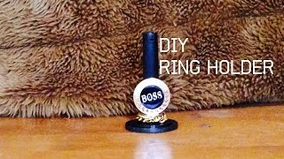 Simple Diy: Ring Holder
