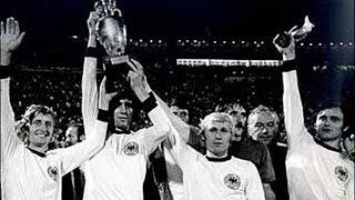 UEFA EURO 1976 Dokumentation (RUS)