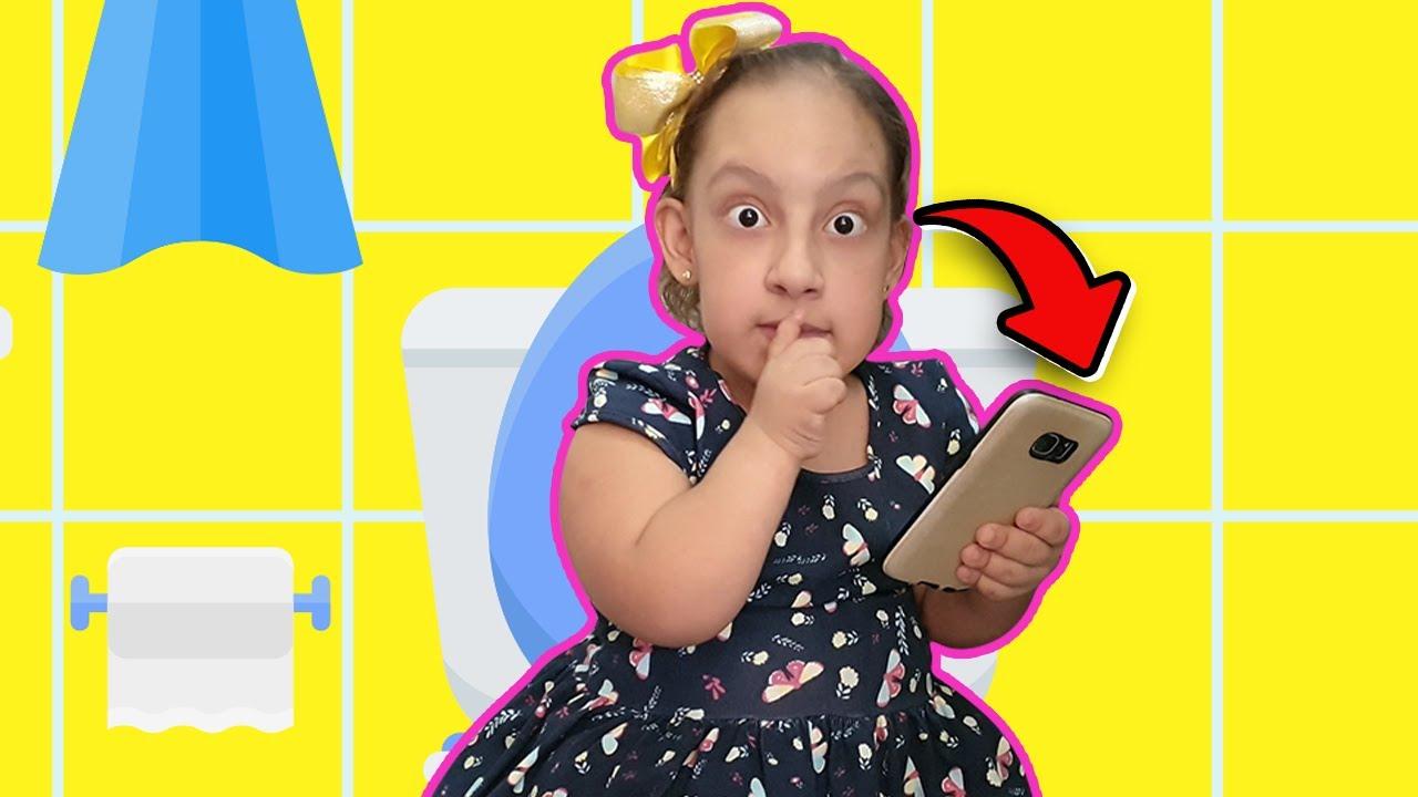 Maria Clara MC Divertida e Papai uma história engraçada para crianças (Funny Story for Kids)